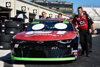 Alex Bowman, Hendrick Motorsports, Chevrolet Camaro Cincinnati