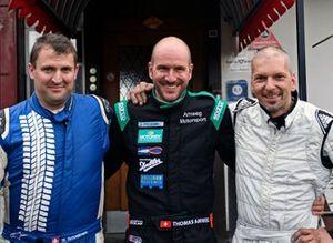 Roger Schnellmann, Thomas Amweg, Eric Berguerand