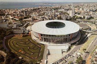 Complexo de automobilismo na Bahia - Arena Fonte Nova