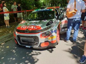 Лука Розетти и Элеонора Мори, F.P.F. Sport, Citroen C3 R5