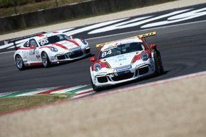 Federico Reggiani, Ghinzani Arco Motorsport e Marco Galassi, Malucelli