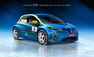 Renault ZOE Andros Trophy