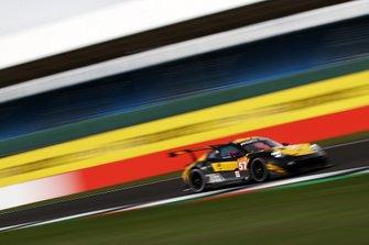 Бен Китинг, Фелипе Фрага и Йерун Блекемолен, Team Project 1, Porsche 911 RSR (№57)