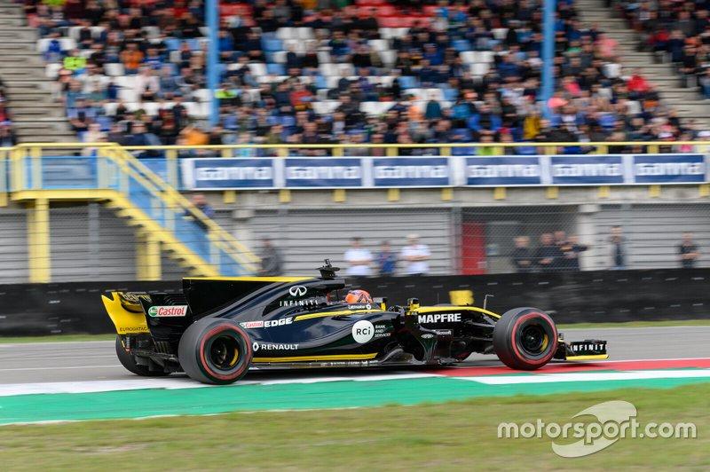Aitken staat momenteel vijfde in het F2-kampioenschap