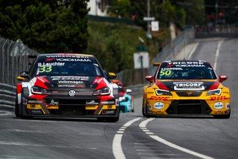 Benjamin Leuchter, SLR Volkswagen Volkswagen Golf GTI TCR, Tom Coronel, Comtoyou DHL Team CUPRA Racing CUPRA TCR