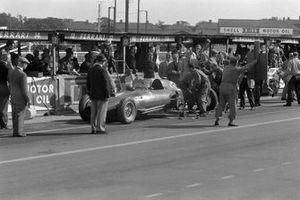 Mike Hawthorn, Ferrari