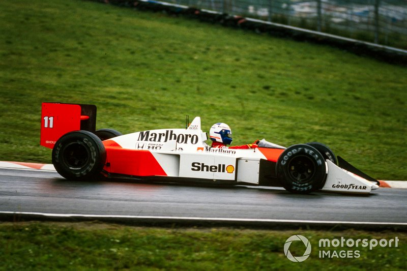 2º McLaren: 5.309'50 puntos