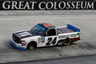 Brett Moffitt, GMS Racing, Chevrolet Silverado Midnight Moon Moonshine