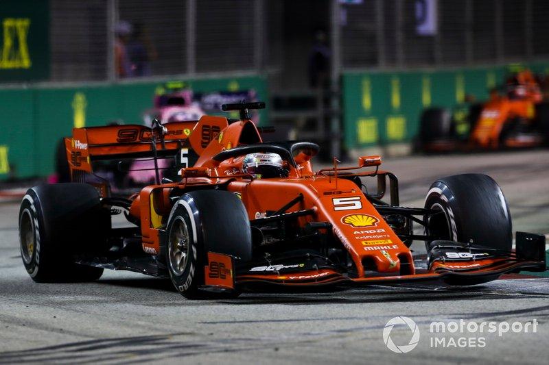 Sebastian Vettel - 25 grandes premios