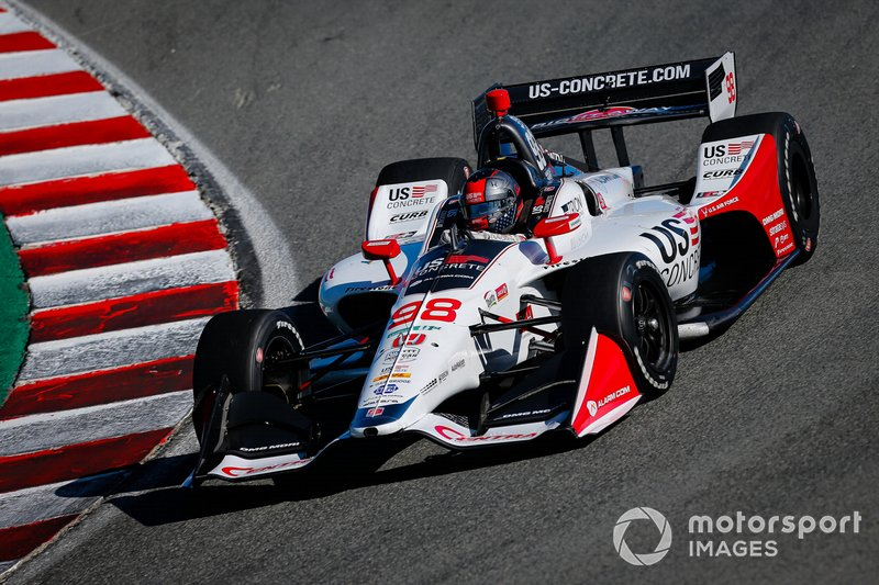 Марко Андретти, Andretti Herta Autosport with Marco & Curb-Agajanian Honda
