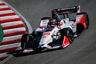 Marco Andretti, Andretti Herta con Marco & Curb-Agajanian Honda