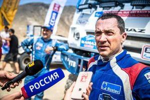 Сергей Куприянов, KAMAZ-master Team