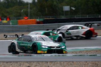 Marco Wittmann, BMW Team RMG, BMW M4 DTM, Nico Müller, Audi Sport Team Abt Sportsline, Audi RS 5 DTM, René Rast, Audi Sport Team Rosberg, Audi RS 5 DTM