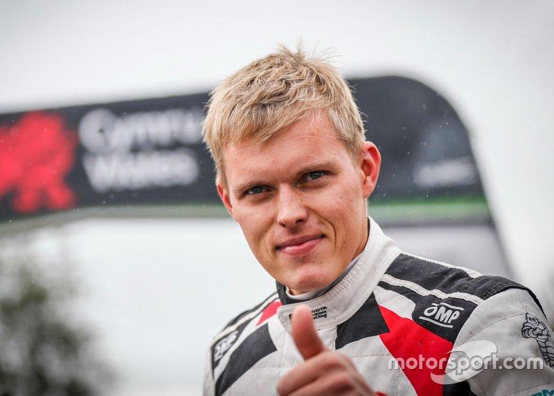 3. Ott Tänak, WRC
