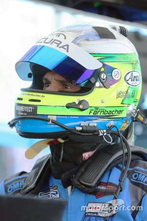 #86 Meyer Shank Racing w/ Curb-Agajanian Acura NSX GT3: Mario Farnbacher