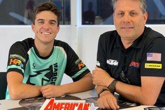 Marcos Ramírez, Eitan Butbul, Team Principal American Racing Team