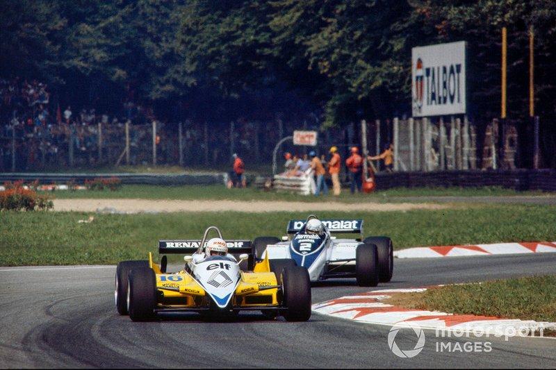 1982 Rene Arnoux, Renault