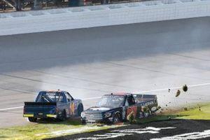 Trey Hutchens III, Trey Hutchens Racing, Chevrolet Silverado Heintz Bros. Performance Josh Reaume, Reaume Brothers Racing, Toyota Tundra Colonial Countertops