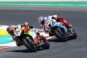 Michael Rubin Rinaldi, Tom Sykes, BMW Motorrad WorldSBK Team