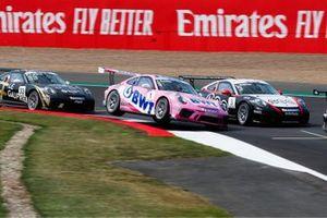 Jaxon Evans, BWT Lechner Racing, Leon Köhler, Lechner Racing Middle East