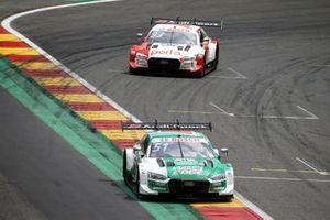 Нико Мюллер, Audi Sport Team Abt Sportsline, Audi RS 5 DTM и Рене Раст, Audi Sport Team Rosberg, Audi RS 5 DTM