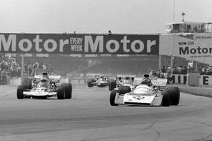 John Surtees, Surtees TS9 Ford, Chris Amon, Matra MS120B, GP di Gran Bretagna del 1971