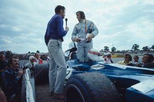 Jackie Stewart, Tyrrell 003 Ford, GP di Gran Bretagna del 1971