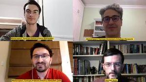 Emre Baltaoğlu, Cihangir Perperik, Abdullah Çelik ve Serhan Acar