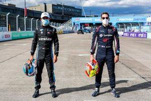 Nyck De Vries, Mercedes Benz EQ, Robin Frijns, Virgin Racing