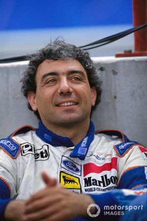 Michele Alboreto, Minardi