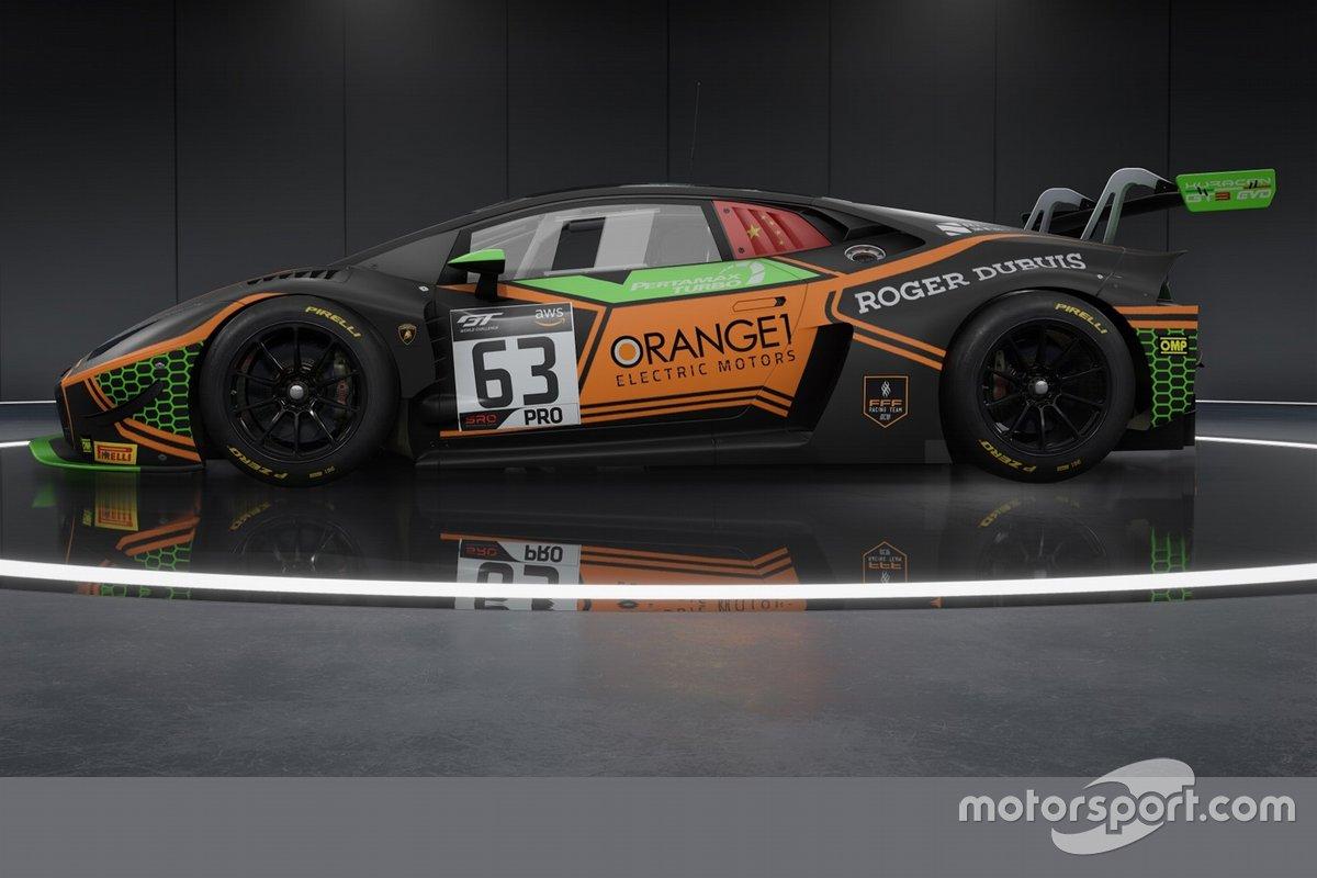 Lamborghini Huracan GT3 Evo - Assetto Corsa Competizione