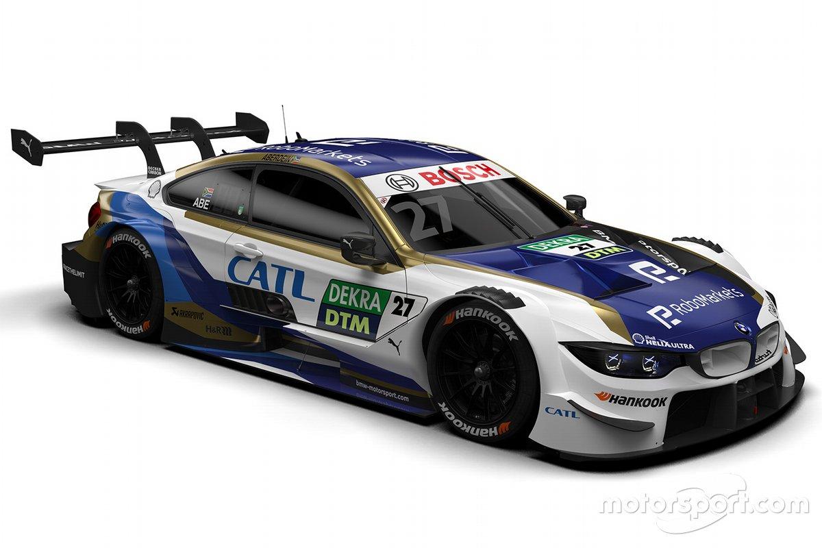 #27 Jonathan Aberdein (BMW Team RBM)
