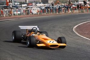 Bruce McLaren, McLaren M14A Ford,