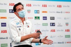 Ian James, Team Principal, Mercedes-Benz EQ en conférence de presse