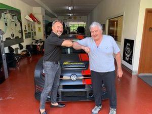 Roberto Fedeli, Massimo Poli, RC Motorsport, NOS Racing, Volkswagen Golf GTI TCR