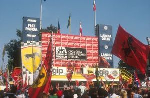 Ayrton Senna, McLaren, Alain Prost, Ferrari, Gerhard Berger, McLaren