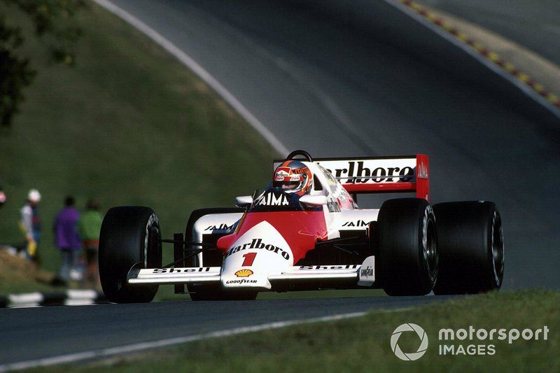 John Watson, McLaren MP4/2B