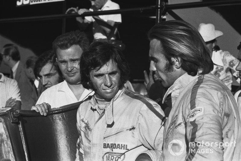 1971 Buenos Aires 1000km: Emerson Fittipaldi, Carlos Reutemann, Porsche 917K
