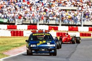 El Renault Clio safety car de 1996