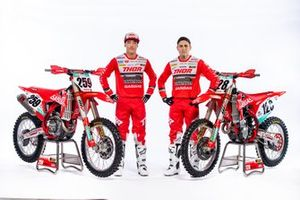Glenn Coldenhoff, Standing Construct GasGas Factory Racing, Ivo Monticelli, Standing Construct GasGas Factory Racing