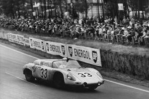 Masten Gregory, Bob Holbert, Porsche RS61 Spyder