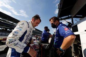 James Davison, Dale Coyne Racing w/ Rick Ware Racing, Byrd & Belardi Honda