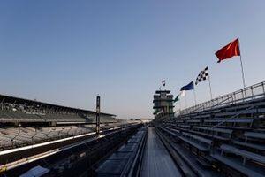 Pagoda, grandstand, Chevrolet