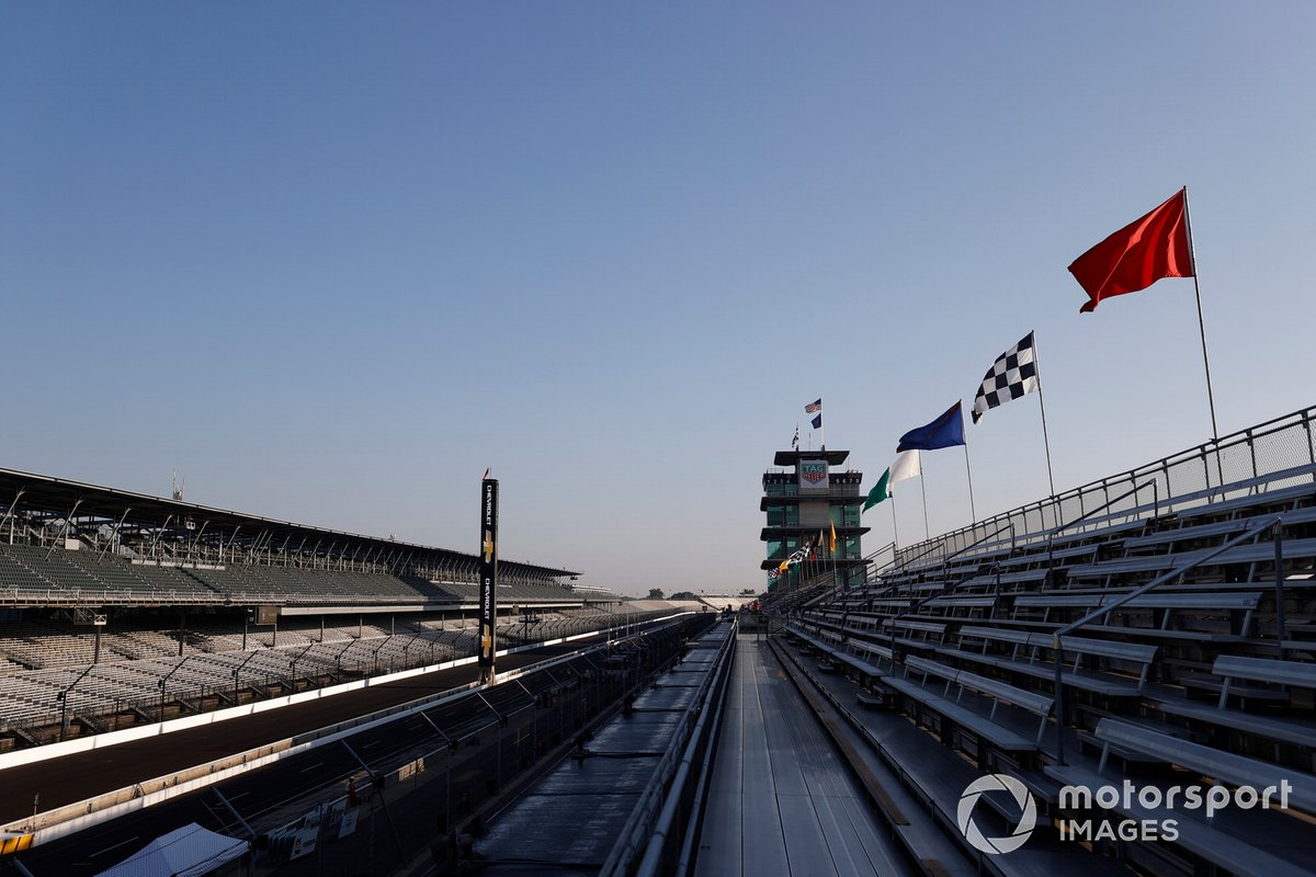Pagoda, tribuna, Chevrolet