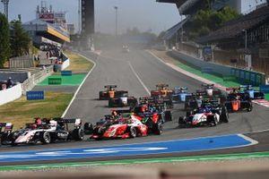 Sebastian Fernandez, ART Grand Prix, Frederik Vesti, Prema Racing