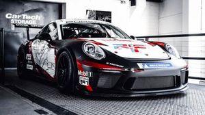 Rudy van Buren, Cartech Motorsport