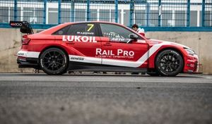 Alexey Dudukalo, Lukoil Racing Team, Audi RS3