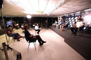 La conférence de presse MotoE