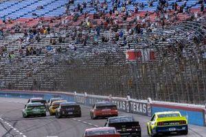Zielflagge auf dem Texas Motor Speedway in Fort Worth