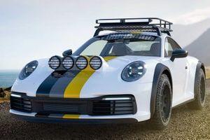 Porsche 911 4S by Delta4x4
